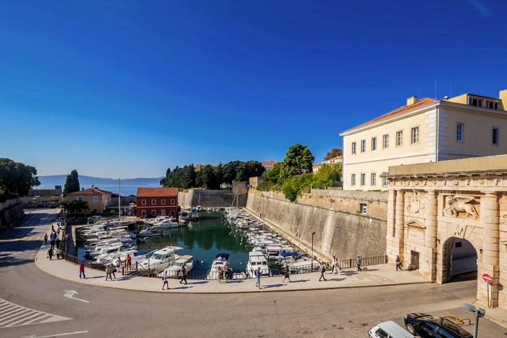 City Gate, Zadar
