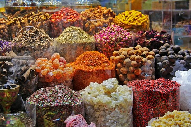 Dubai's Spice Souks