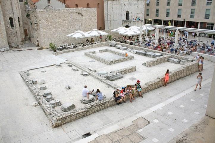 Forum Square Zadar