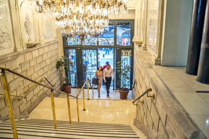Gran Hotel Ciudad de Mexico City