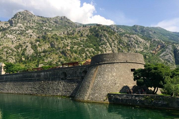 Kotorortification Walls, Kotor