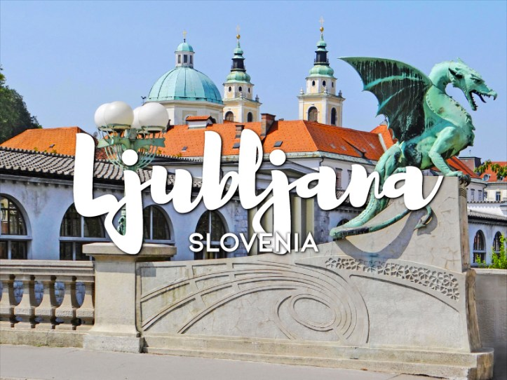 One day in Ljubljana Itinerary