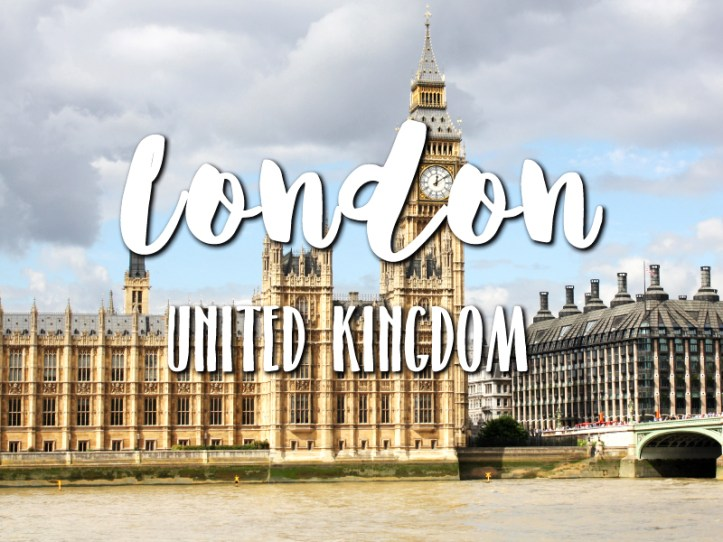 One day in London Itinerary