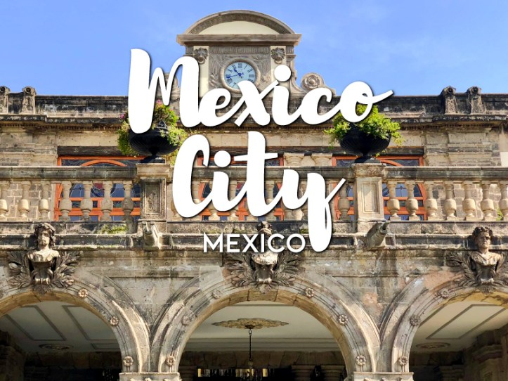 One day in Mexico City Itinerary