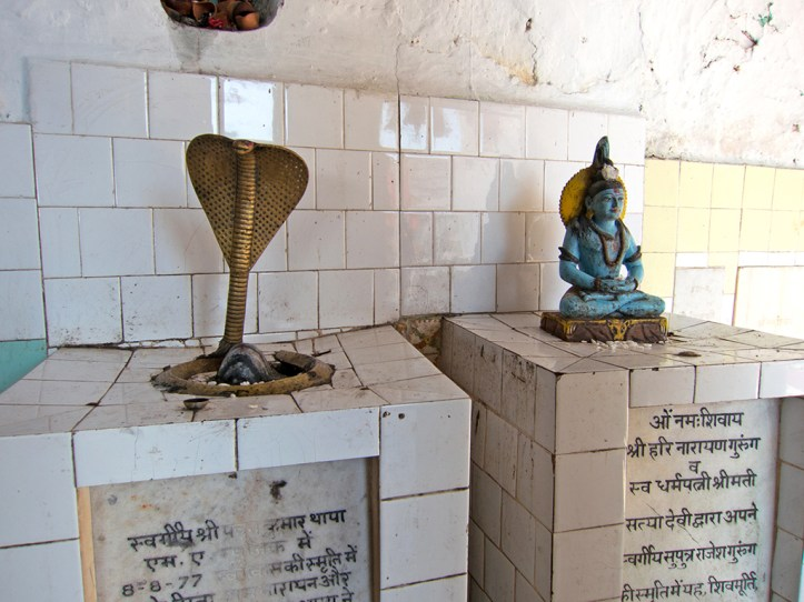 Shrine at Bhagsu