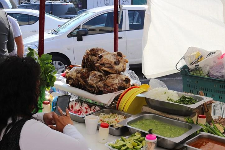Street food, Mexico City