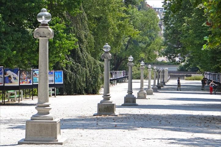 Tivoli Park, Ljubljana