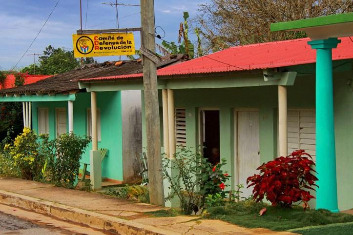 Typical Casa particular, Vinales