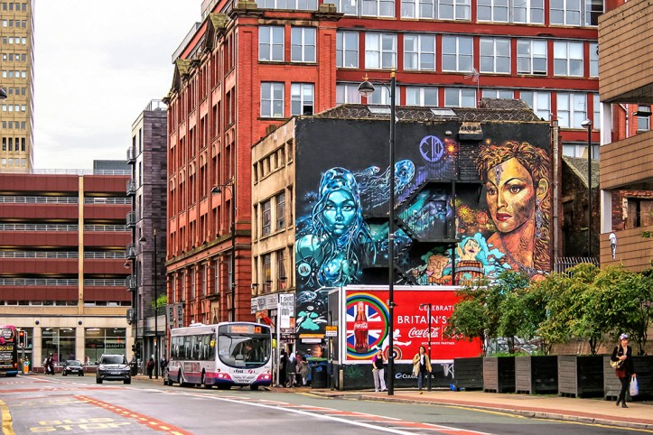 Manchester Itinerary Guide