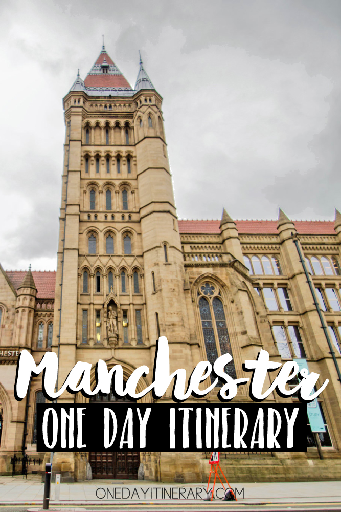 Manchester United Kingdom One day itinerary