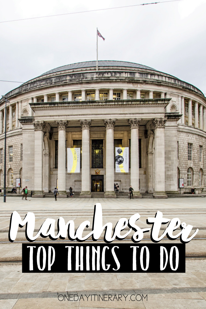 Manchester United Kingdom Top things to do