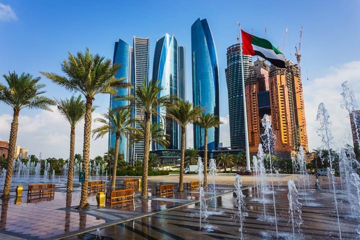 Etihad Towers, Abu Dhabi