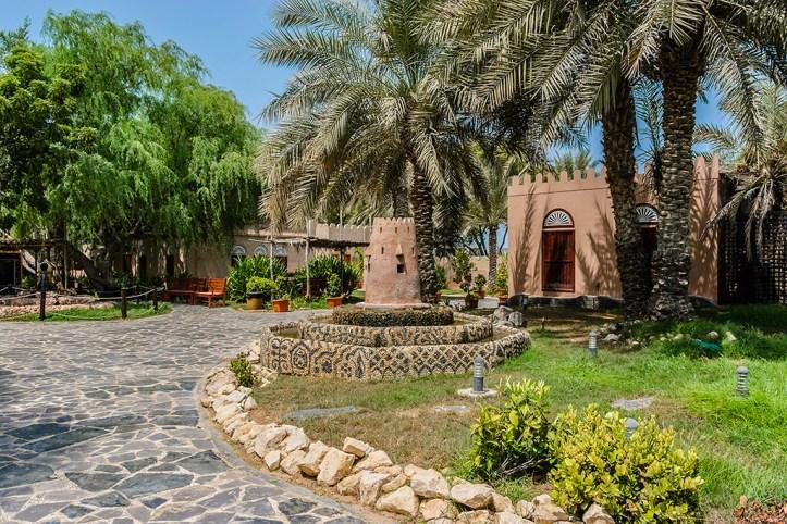 Heritage Village, Abu Dhabi