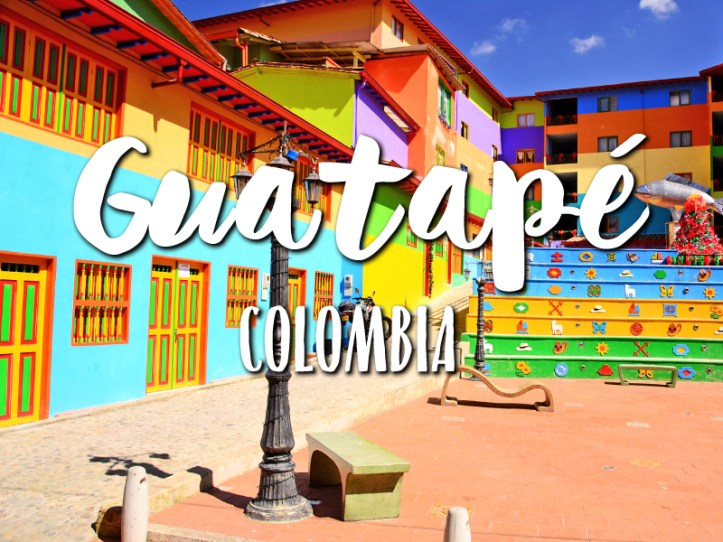 One day in Guatape Itinerary
