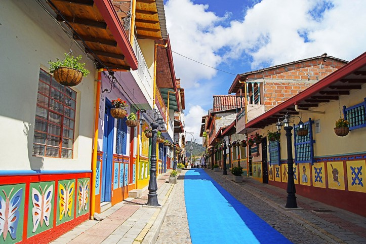 Streets of Guatape