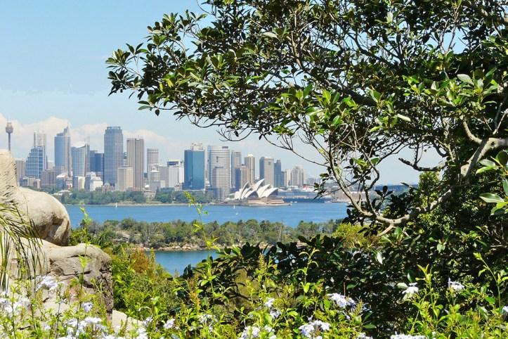 Sydney Central Harbour Australia