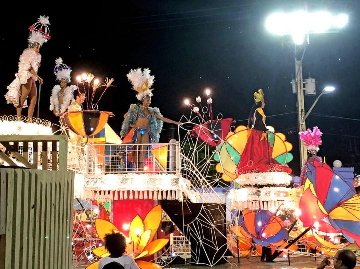 Carnival in Santiago de Cuba