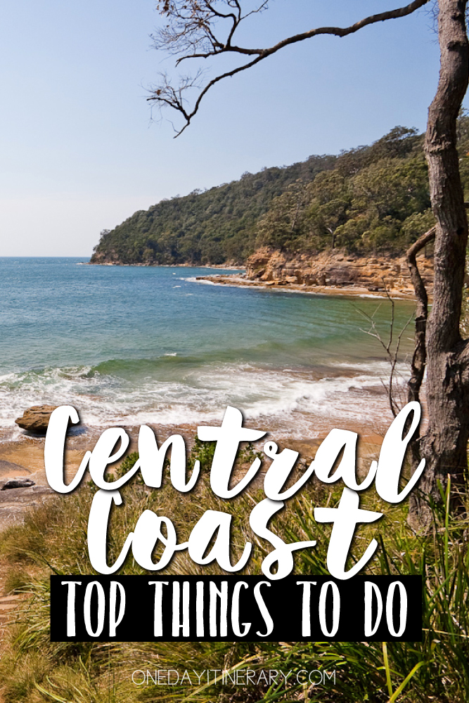 Central Coast Australia Top things to do