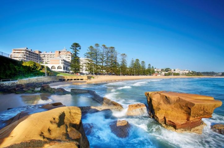 Crowne Plaza Terrigal Central Coast Australia Hotel