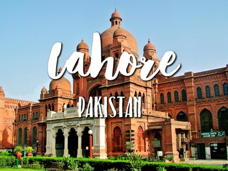 One day in Lahore itinerary