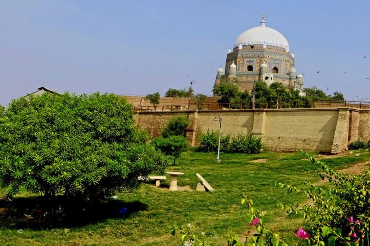 Qasim Bagh Fort, Multan