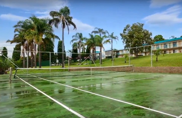 Shellharbour Resort Tennis Court