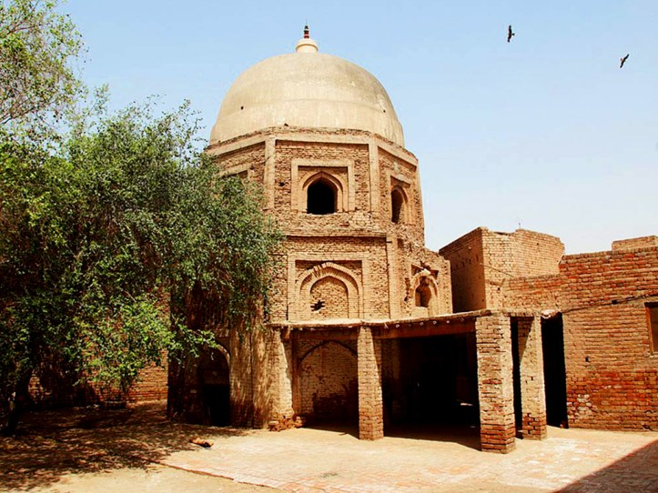 Shrine of Mai Meherban