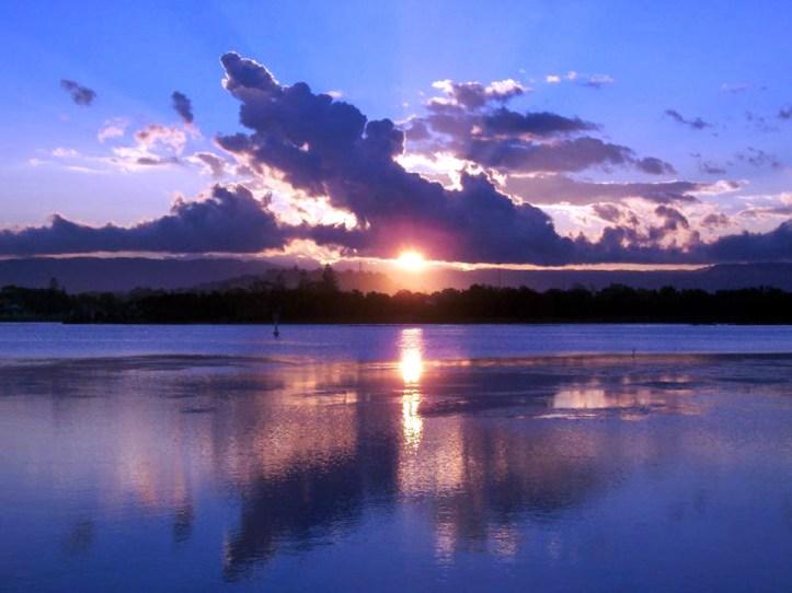 Sunset Lake Illawarra