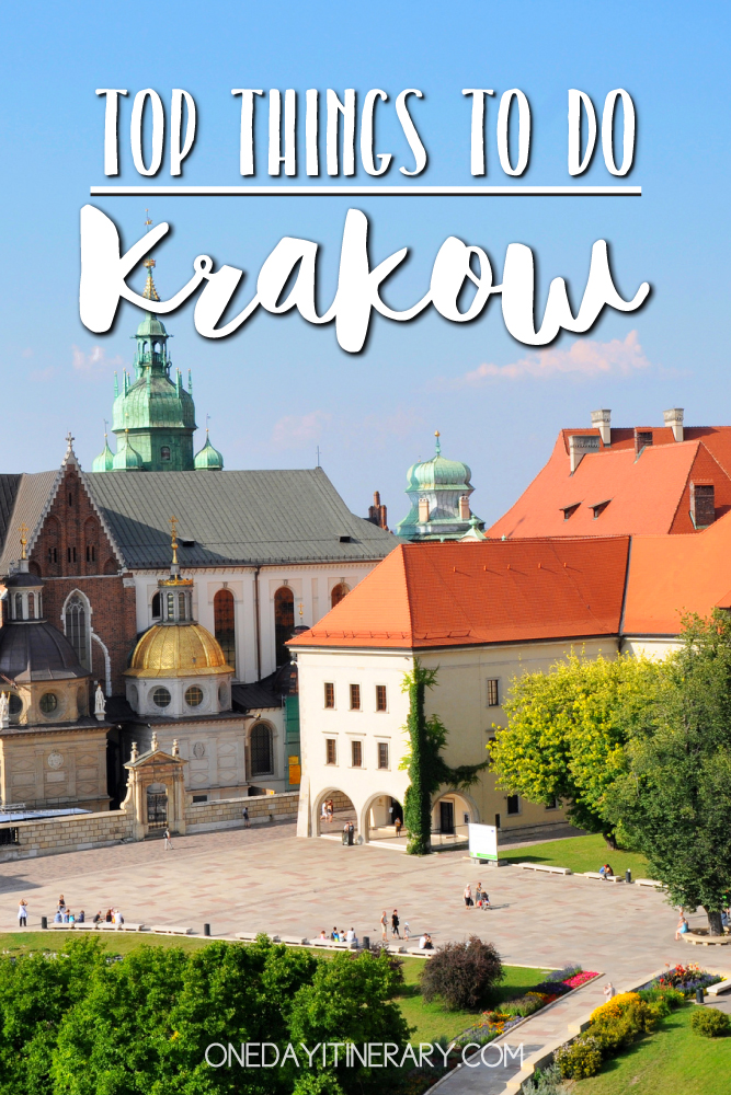 Krakow Poland Top things to do