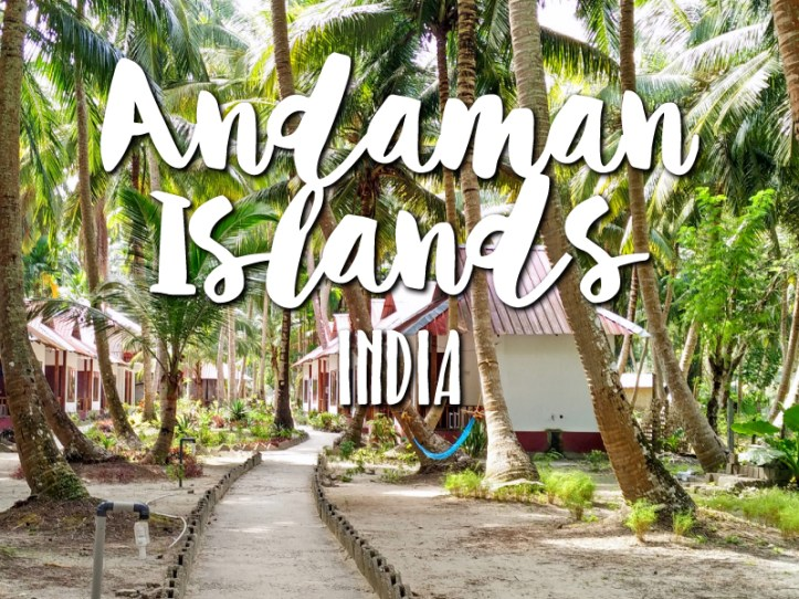 One day in Andaman itinerary