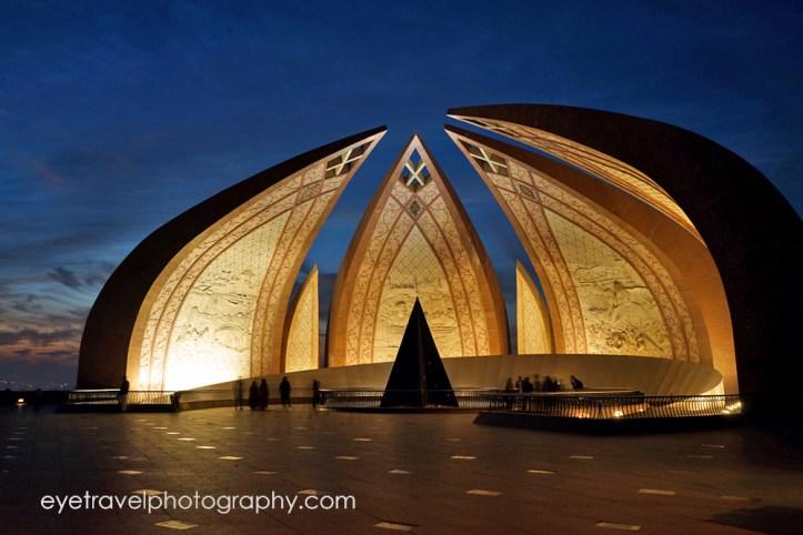 Pakistan Monument, Shakarparian National Park