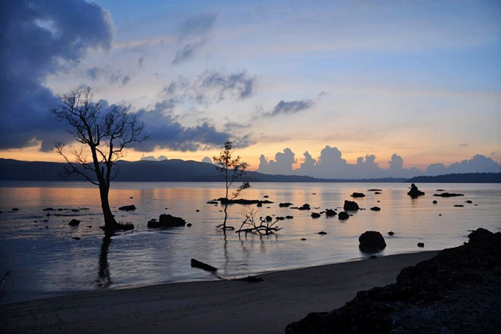Sunset, Andaman Islands