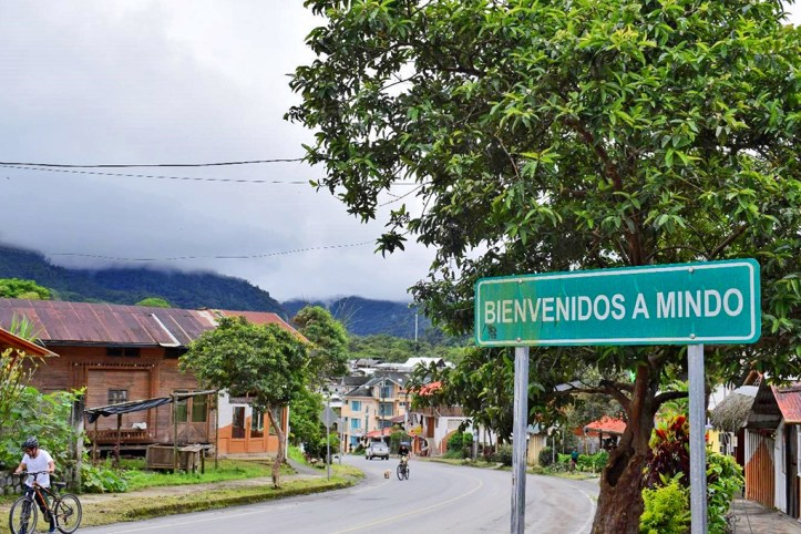 Mindo Village
