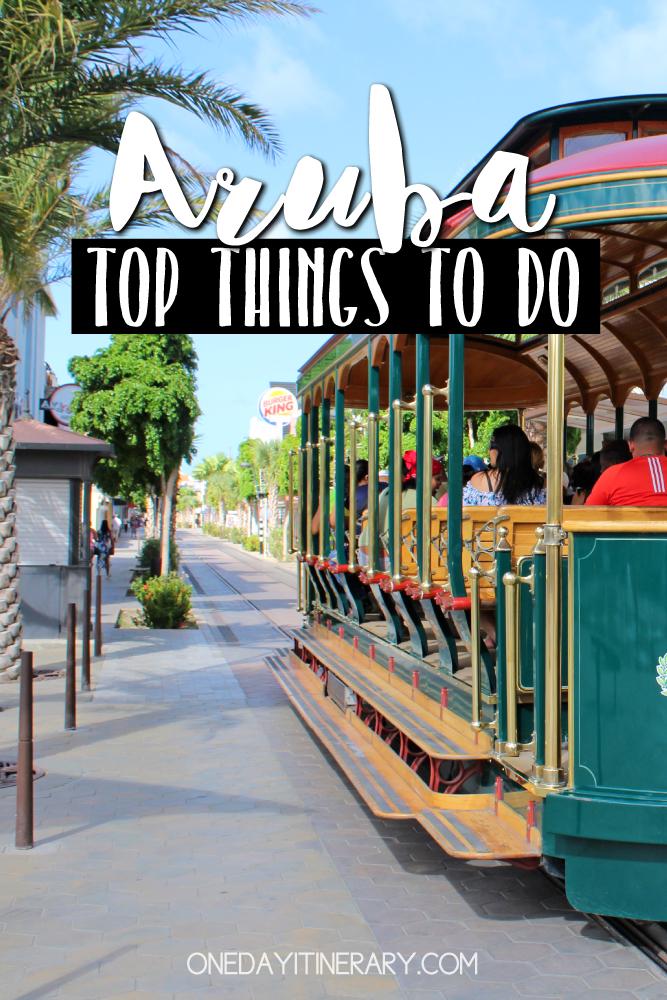 Aruba Caribbean Top things do to