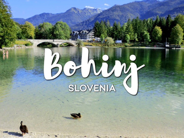 One day in Bohinj Itinerary