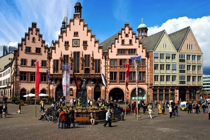 Frankfurt's Town Hall