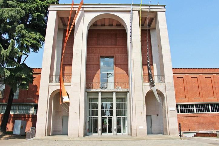 Milano - Palazzo dell'Arte Triennale di Milano