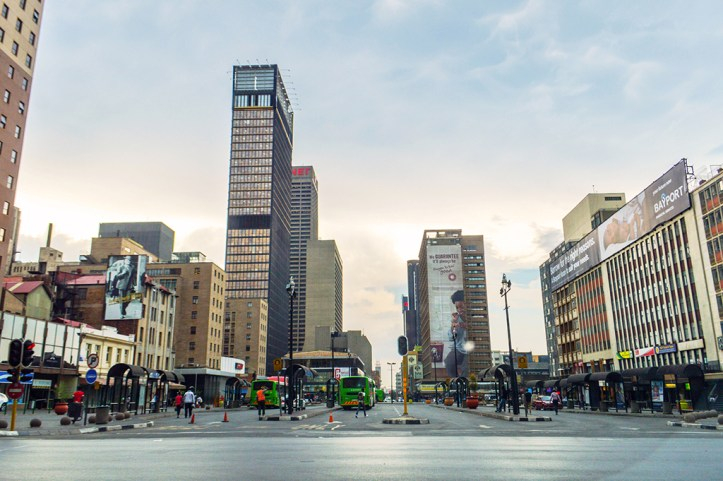 Johannesburg Downtown