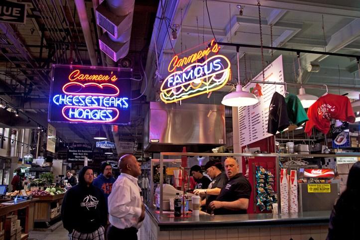 Readin Terminal Market Philadelphia
