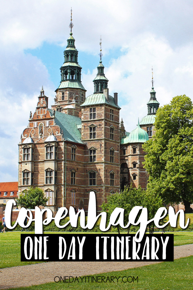 Copenhagen, Denmark - One day itinerary