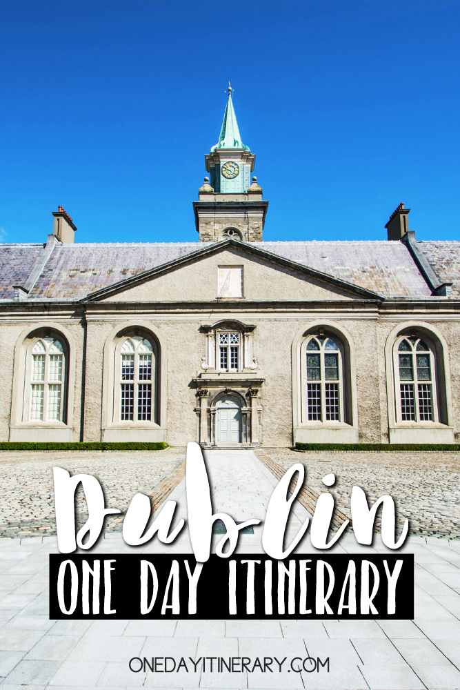Dublin, Ireland - One day itinerary
