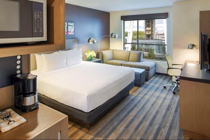 Hyatt House Seattle Downtown Hotel
