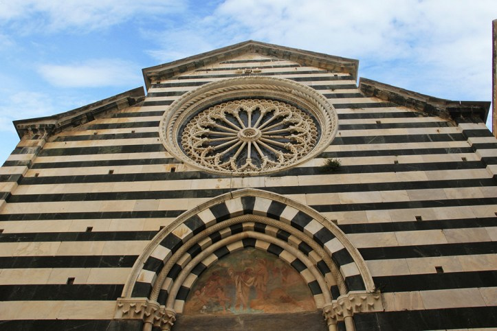 Church of San Giovanni Battista in Monterosso