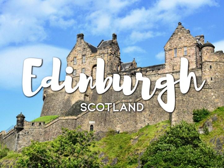 One day in Edinburgh Itinerary