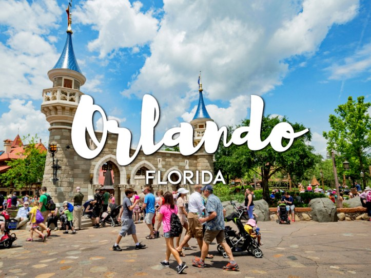 One day in Orlando Itinerary