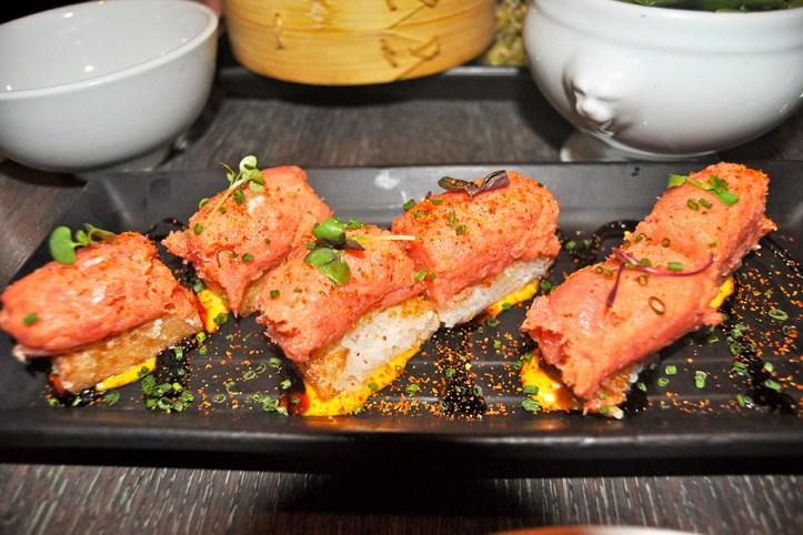 Spicy tuna - Tao Restaurant
