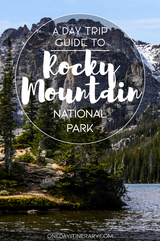 A day trip guide to Rocky Mountain National Park