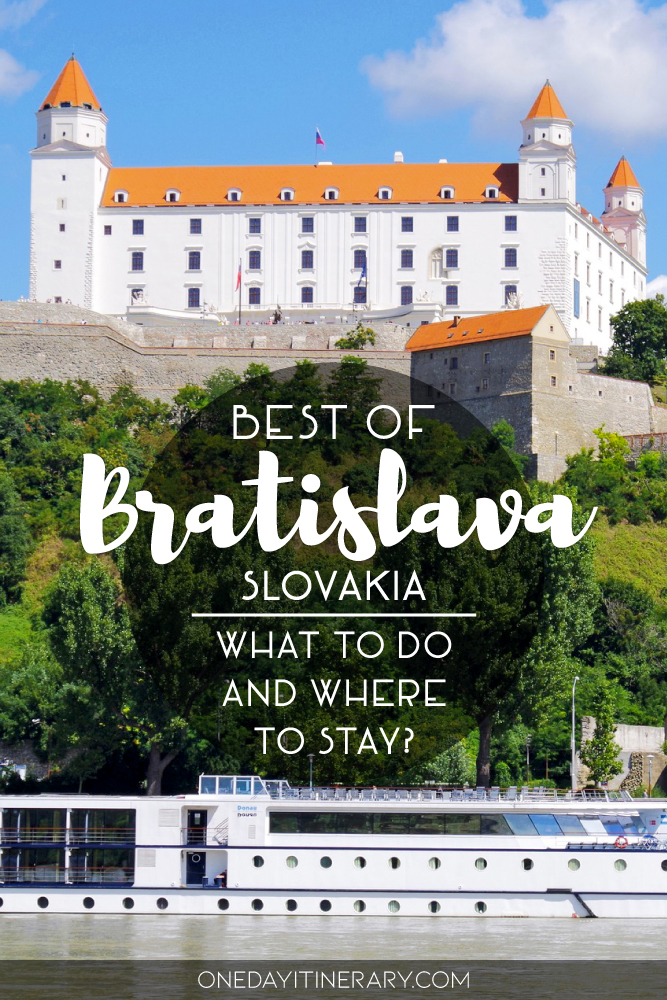 Best of Bratislava, Slovakia - What to do and where to stay