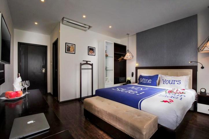 Hanoi Charm Hotel & Spa Room