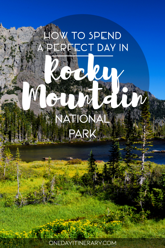 How to spend a perfect day in Rocky Mountain National Park